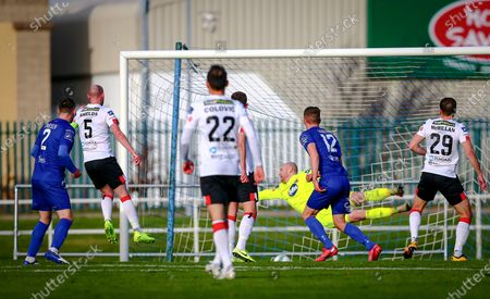 Editorial photo of SSE Airtricity League Premier Division, RSC Waterford, Waterford, Co. Waterford - 25 Oct 2020