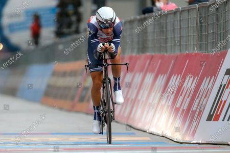 Editorial image of Giro Cycling, Milan, Italy - 25 Oct 2020