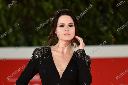 Editorial image of 'Romulus' TV show premiere, 15th Rome Film Festival, Italy - 24 Oct 2020