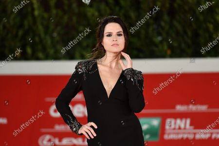 Editorial photo of 'Romulus' TV show premiere, 15th Rome Film Festival, Italy - 24 Oct 2020