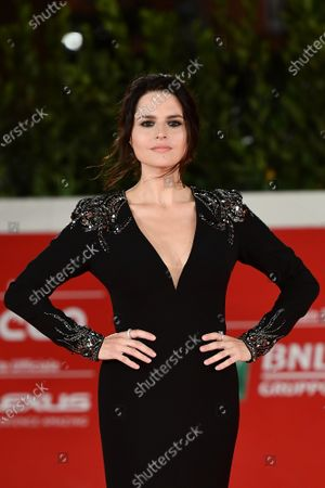 Editorial picture of 'Romulus' TV show premiere, 15th Rome Film Festival, Italy - 24 Oct 2020