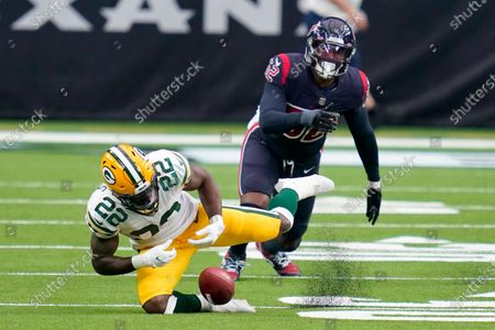 Editorial image of Packers Texans Football, Houston, United States - 25 Oct 2020