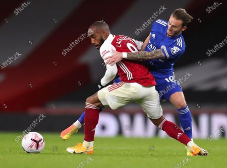 Editorial picture of Soccer Premier League, London, United Kingdom - 25 Oct 2020