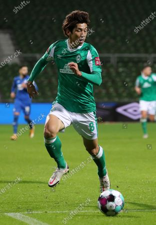 Editorial picture of SV Werder Bremen vs. TSG Hoffenheim, Germany - 25 Oct 2020