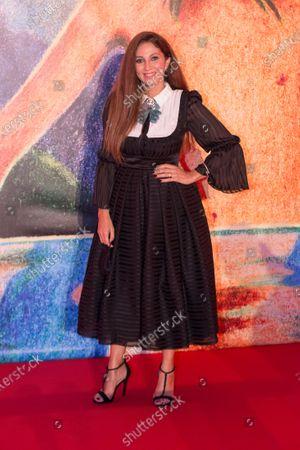 Editorial photo of 'Rita Levi Montalcini' premiere, Rome Film Festival, Italay - 25 Oct 2020