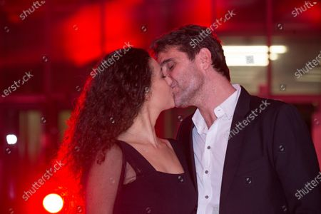 Katia Greco and Ivan Castiglione