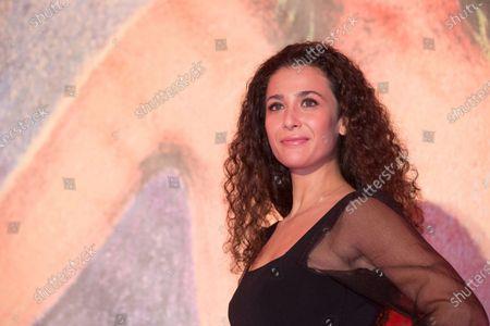 Stock Photo of Katia Greco