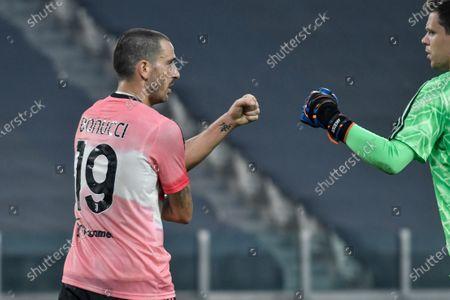 Editorial image of Juventus v Verona, Italian Seies A, Allianz Stadium, Turin, Italy - 25 Oct 2020