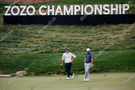 Editorial image of Zozo Championship Golf, Thousand Oaks, United States - 25 Oct 2020