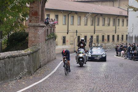 Editorial image of Giro d''Italia  last stage, Cernusco sul Naviglio, Italy/Milan, Italy - 25 Oct 2020