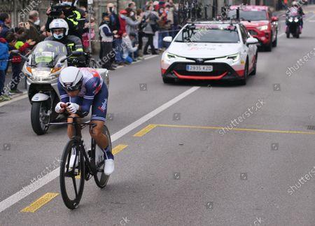 Editorial picture of Giro d''Italia  last stage, Cernusco sul Naviglio, Italy/Milan, Italy - 25 Oct 2020