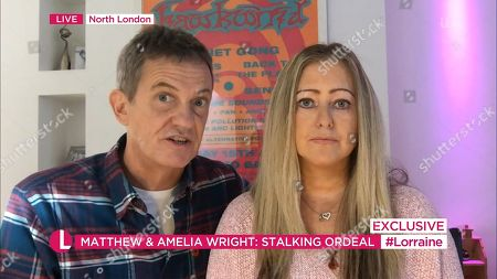 Editorial picture of 'Lorraine' TV Show, London, UK - 26 Oct 2020