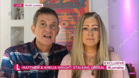 Matthew Wright and Amelia Wright