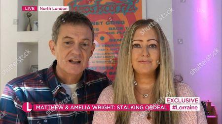 Stock Image of Matthew Wright and Amelia Wright