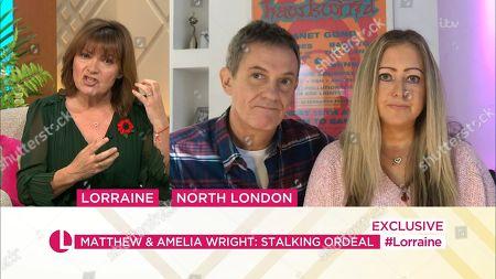 Editorial image of 'Lorraine' TV Show, London, UK - 26 Oct 2020