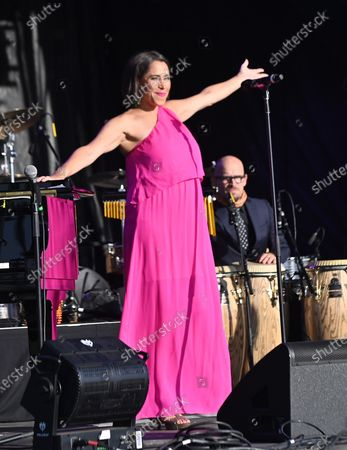 Stock Image of China Forbes, Pink Martini