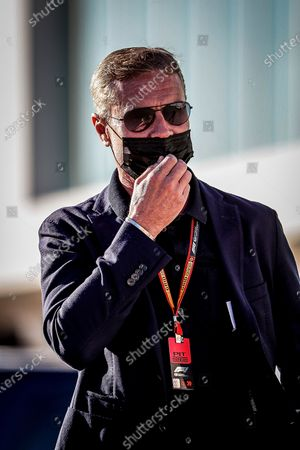Stock Picture of David Coulthard