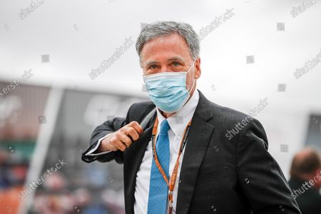 Stock Photo of Chase Carey (Liberty Media)