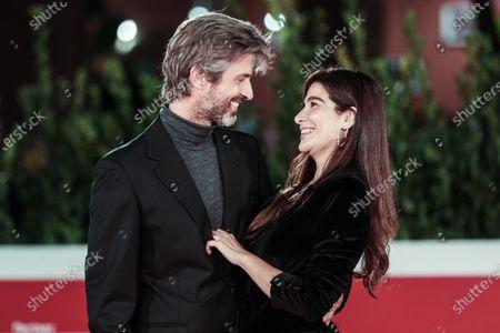 Kim Rossi Stuart, Ilaria Spada