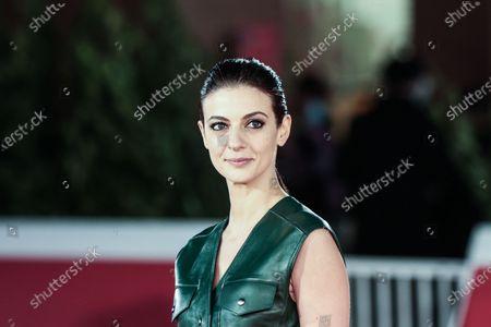 Editorial photo of 'Cosa Sara' premiere, Rome Film Festival, Italy - 24 Oct 2020