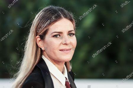 Editorial picture of 'Cosa Sara' premiere, Rome Film Festival, Italy - 24 Oct 2020