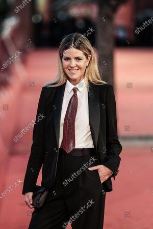 Editorial image of 'Cosa Sara' premiere, Rome Film Festival, Italy - 24 Oct 2020