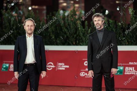 Director Francesco Bruni, Kim Rossi Stuart