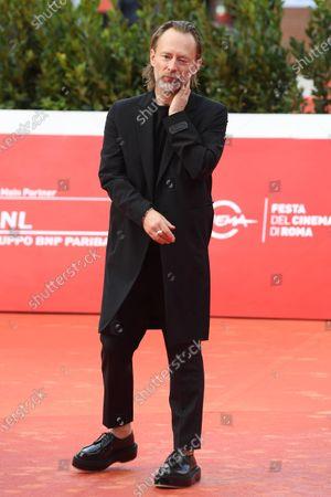 Thom Yorke, Dajana Roncione