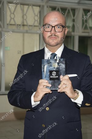 Jonathan Sothcott, Virtual awards for SME News, Greater London Enterprise Awards, awards Shogun Films, Best emerging Independent Film Production UK award.