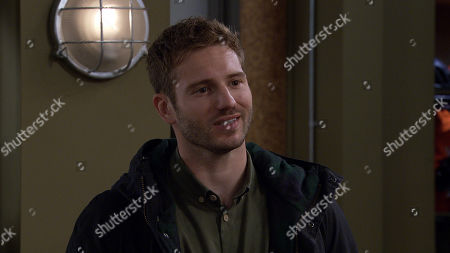 Emmerdale - Ep 8888 Friday 13th November 2020 Will Taylor, as played by Dean Andrews, finally snaps at Jamie Tate for taunting him, punching him in the face.