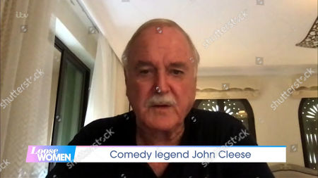 Stock Picture of John Cleese