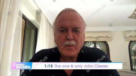 Stock Image of John Cleese