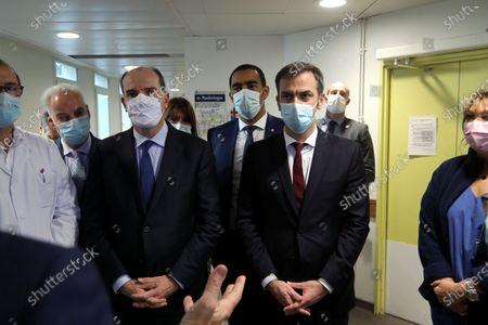 Renaud Muselier, Alain Griset, Olivier Veran, Jean Castex, Said Ahamada.