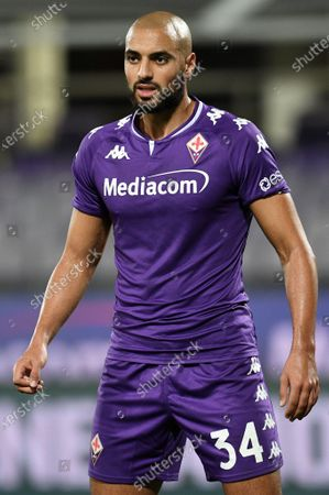 Editorial picture of ACF Fiorentina v Udinese Calcio. Serie A match, Florence, Italy - 25 Oct 2020