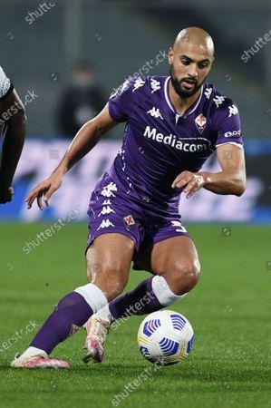 Editorial photo of ACF Fiorentina v Udinese Calcio. Serie A match, Florence, Italy - 25 Oct 2020