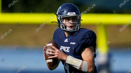 Editorial photo of Rice Football, Houston, United States - 24 Oct 2020