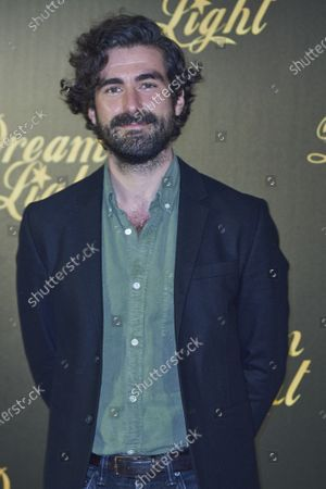 Stock Picture of Nicholas Bishop attends 'Glow and Darkness' photocall at Palace Hotel on October 26, 2020 in Madrid, Spain