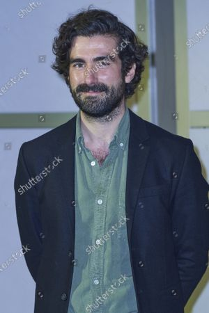 Editorial image of 'Glow and Darkness' photocall, Madrid, Spain - 26 Oct 2020