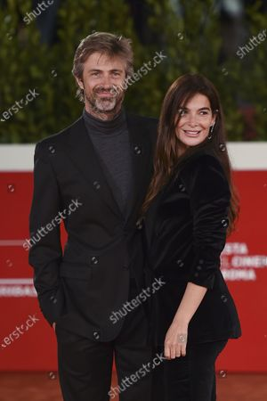 Editorial picture of Thom Yorke photocall, Rome Film Festival, Italy - 24 Oct 2020