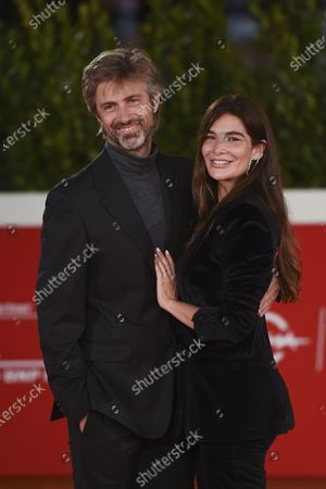Editorial photo of Thom Yorke photocall, Rome Film Festival, Italy - 24 Oct 2020