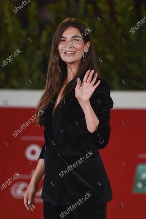 Stock Photo of Italian actress Ilaria Spada