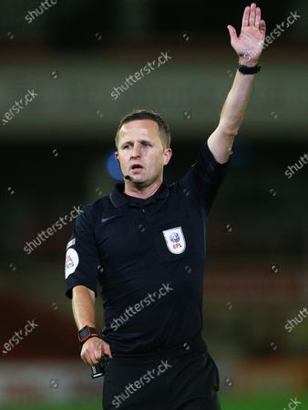 Editorial image of Barnsley v Queens Park Rangers, EFL Sky Bet Championship, Football, Oakwell, Barnsley, UK - 27 Oct 2020