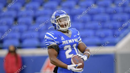 Editorial photo of Temple Football, Memphis, United States - 24 Oct 2020