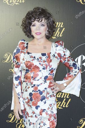 Stock Picture of Dame Joan Collins
