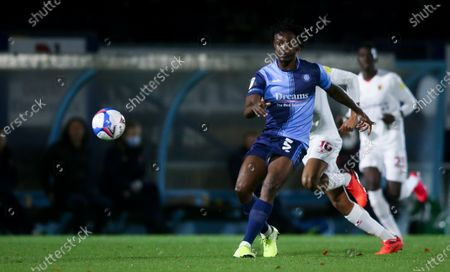 Stock Photo of Anthony Stewart of Wycombe Wanderers