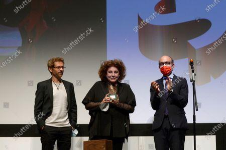 Editorial image of 65th Valladolid International Film Festival, Spain - 26 Oct 2020