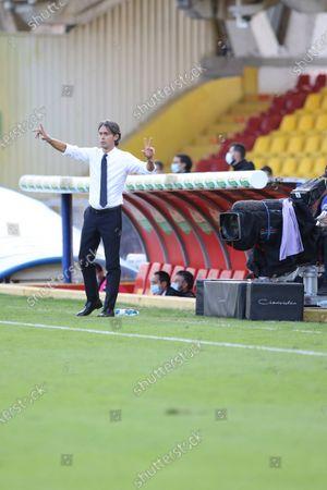 Editorial photo of Benevento Calcio vs SSC Napoli  Serie - A, Campania/Benevento, Italy - 25 Oct 2020