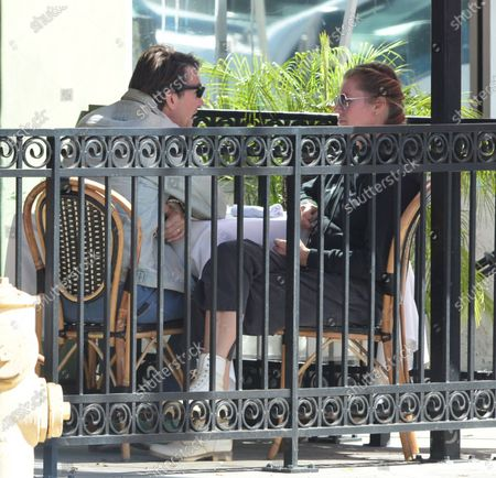 Stock Picture of Exclusive - Jerry O'Connell and Rebecca Romijn out and about, Studio City, California USA
