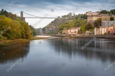 BRISTOL, UNITED KINGDOM - OCTOBER 3: The Clifton Suspension bridge crossing the Avon Gorge in Bristol, taken on October 3, 2019. (Photo by Peter Travers/PhotoPlus Magazine)