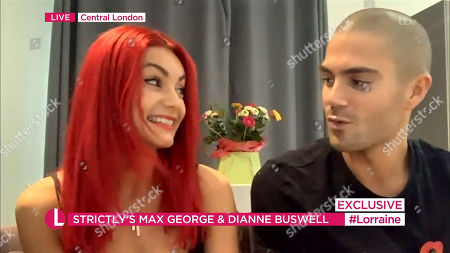 Dianne Buswell, Max George